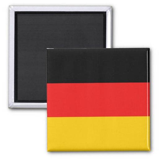 Deutschland-Flaggen-Magnet Magnete