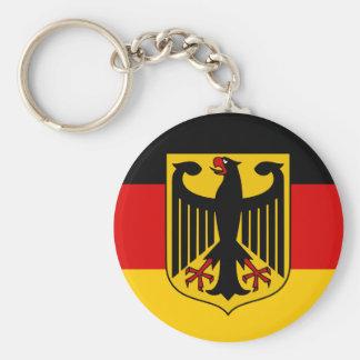 Deutschland-Flaggenqualität Schlüsselanhänger