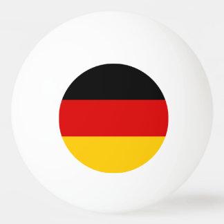 Deutschland-Flaggenqualität Tischtennis Ball