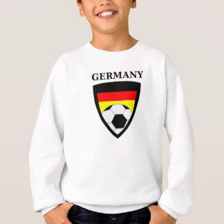 Deutschland-Fußball Sweatshirt