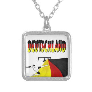 Deutschland Selbst Gestaltete Halskette