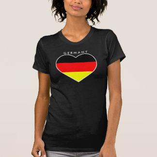 """Deutschland Herz Oktoberfest Shirt """"Germany"""""""