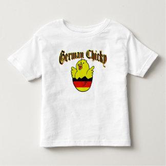 Deutschland Kleinkinder T-shirt