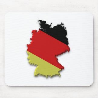 Deutschland Mauspad