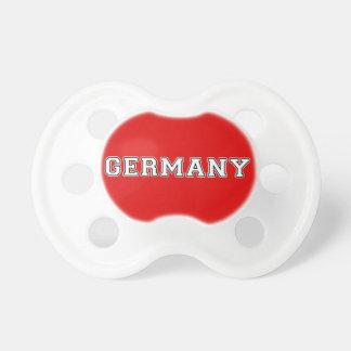 Deutschland Schnuller