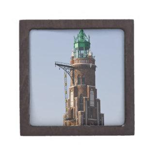 Deutschland, Staat von Bremen, Bremerhaven. Hafen Kiste