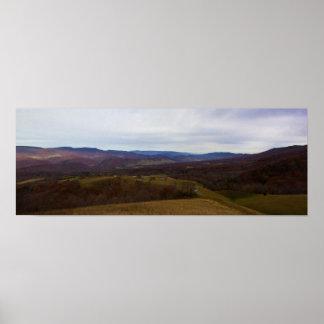 Deutschland-Tal, West Virginia Poster