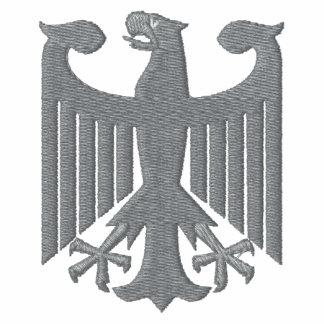 """Deutschland""""Wappen"""" gesticktes Sweatshirt"""