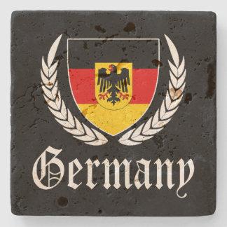 Deutschland-Wappen Steinuntersetzer