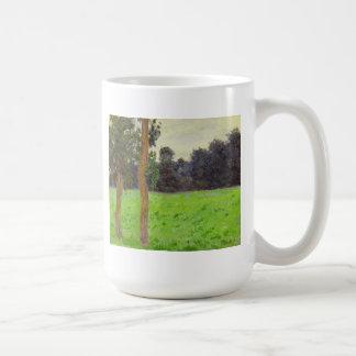 Deux Arbres dans La Grasland Kaffeetasse