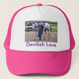 Devilish Liebe Truckerkappe