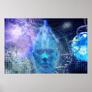 Devine Matrix Poster