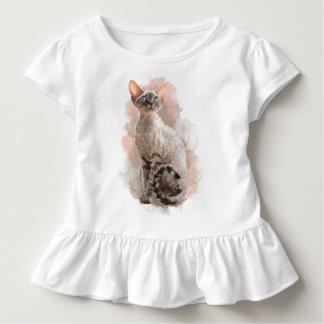 Devon Rex Sofi Kleinkind T-shirt