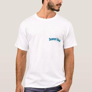 Dewees Insel-Fisch-T - Shirt