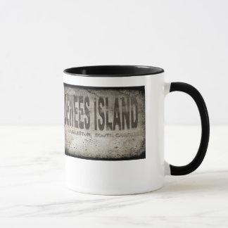 Dewees Insel-Kaffee-Tasse Tasse