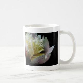 Dewy Pfingstrose Kaffeetasse