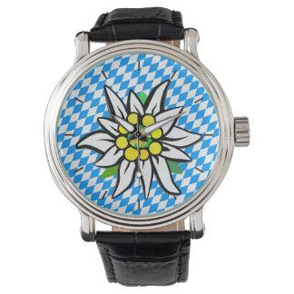 Dezent Bayrische Uhr