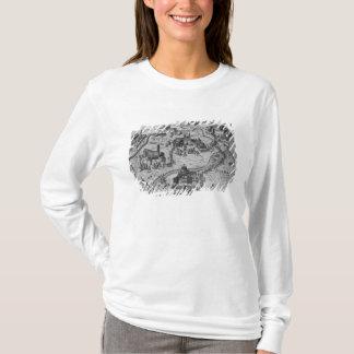Di Rom, 1575 Le Sette Chiesa T-Shirt