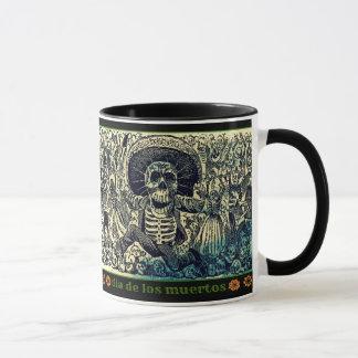 Dia De Los Muertos Mug Tasse