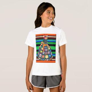 Día de Muertos/Tag der Toten T-Shirt