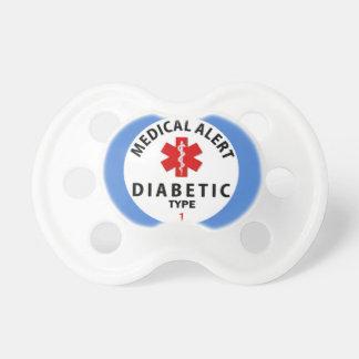 DIABETIES TYP 1 SCHNULLER