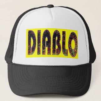 Diablo Truckerkappe