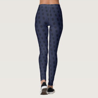 Diagonales Wappen Leggings