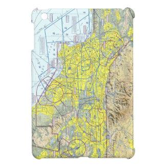 Diagramm Los Angeless VFR iPad Mini Hülle