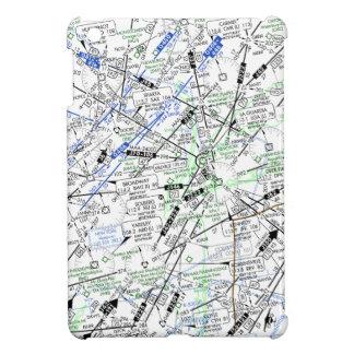 Diagramm New York IFR iPad Mini Hülle