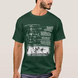 Diagramme einer fehlerhaften Maschine T-Shirt