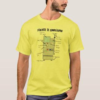 Dialysekrankenschwester/Technologie-lustige T-Shirt