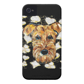 DIAMANT AIREDALE iPhone 4 COVER