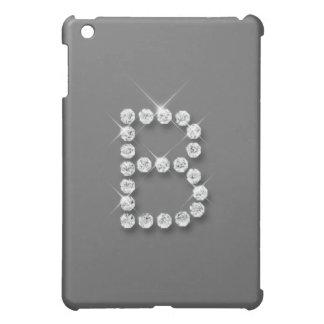 Diamant Anfangsb iPad Mini Hülle
