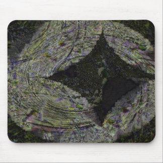 Diamant, digitales abstraktes mauspad