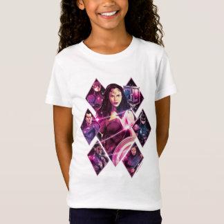 Diamant-galaktische Gruppen-Gremien der T-Shirt