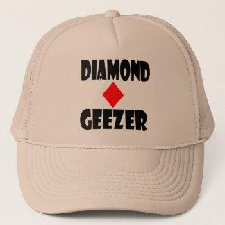 Diamant Geezerhut Truckerkappe