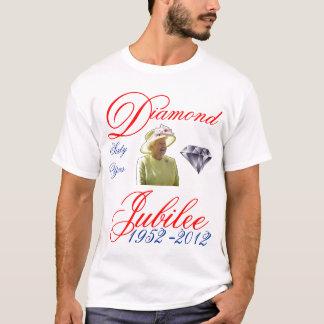 Diamant-Jubiläum 60 Jahre Shirt- T-Shirt