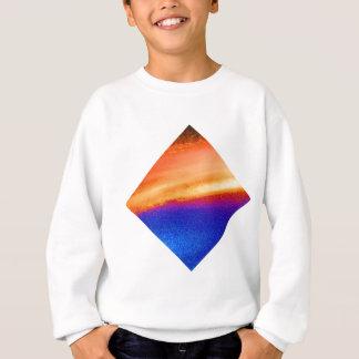 Diamant-Juwel-Dekorations-Grafiken Sweatshirt