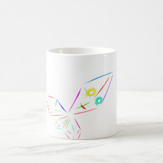 Diamant-Kopf Kaffeetasse