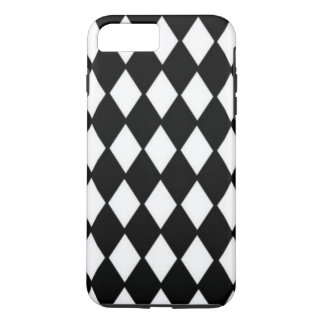 """Diamant-Marmor"" Muster-Telefon-Kasten iPhone 8 Plus/7 Plus Hülle"