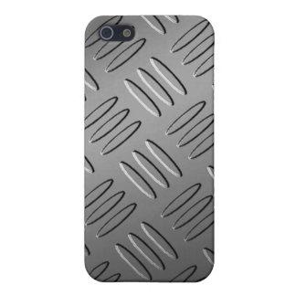Diamant-Metallplattenkasten iPhone4 Schutzhülle Fürs iPhone 5
