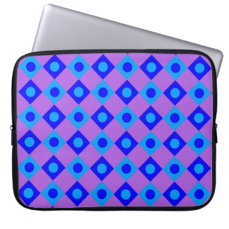 Diamant-Muster #107 Laptop Sleeve
