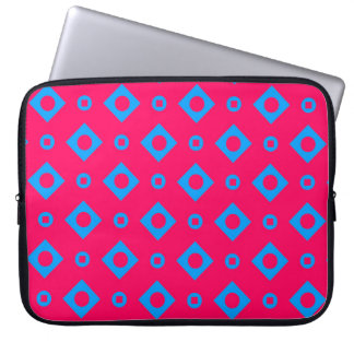 Diamant-Muster #124 Laptop Sleeve