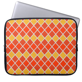 Diamant-Muster #80 Laptop Sleeve