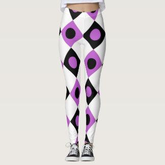 Diamant-Muster #92 Leggings