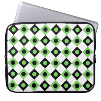 Diamant-Muster #93 Laptop Sleeve