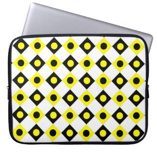 Diamant-Muster #97 Laptopschutzhülle