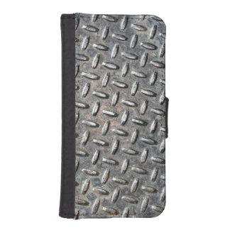 Diamant-Platten-MetalliPhone 5 Geldbörse iPhone 5 Portmonnaie