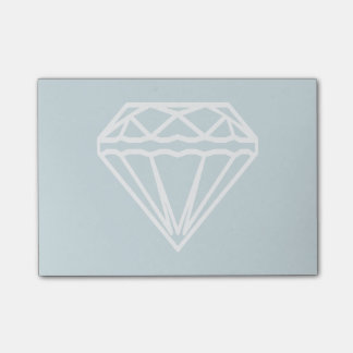 Diamant Post-it Klebezettel