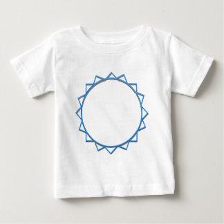 Diamant-Rad-Kreise: Addieren Sie Text-oder Baby T-shirt